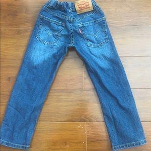 Kiddos' Levi's 511 slim fit jeans